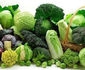 How genetics influences dislike green vegetables?